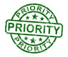 FREE Priority Service